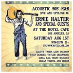 RT @thehotelcafe: Tonight's going to be a fun one with @erniehalter and his many special guests. 9pm! http://t.co/DCef6EPZBu