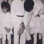 T 1948 - Aug 2nd 1982 ..I live after Coolie accident .. on returning home saw Father in tears for first time ever !! http://t.co/J1vxBifjrU