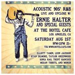 RT @SoniaRao: I'll be joining @erniehalter for a song or two tonight, along with @elliottyamin. Ernie is AMAZING live so come by!!