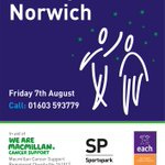 Starlight Walk #Norwich - Fri 7th August 10.30pm from the @SportsparkUEA https://t.co/7larCP63y2 #charity http://t.co/18vJVkq816