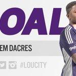 58 GOOAALLL! Matt Fondy leaves it for Dacres who smashes it into the net. Were level 1-1. http://t.co/Z426nHpmjS