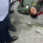 Un policía acaba d ser asesinado por plan pistola en Bogotá. Quién cree la farsa del cese Unilateral @JuanManSantos ? http://t.co/J81TbSoEoc