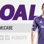 68 Gooaaaall @niall_mccabe10 slams it past the keeper to give #LouCity the lead. 2-1. #TORvLOU http://t.co/sZXpfRMxcg