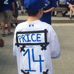 David Price loves this kids effort so much that he will buy him a real jersey. (via @DAVIDprice14) http://t.co/kyzb8ayKgg