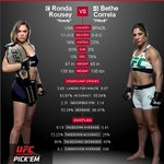 Were breaking down Rousey vs Correia right now on @TSN1290Radio (http://t.co/ileh3TrJHY) #UFC190 http://t.co/eLriUXNLBm