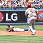 VIDEO: Howie Kendricks diving stop and flip in the second. {http://t.co/EyciBhUE5D} @JonSooHooPics http://t.co/rkFCvIJoYC