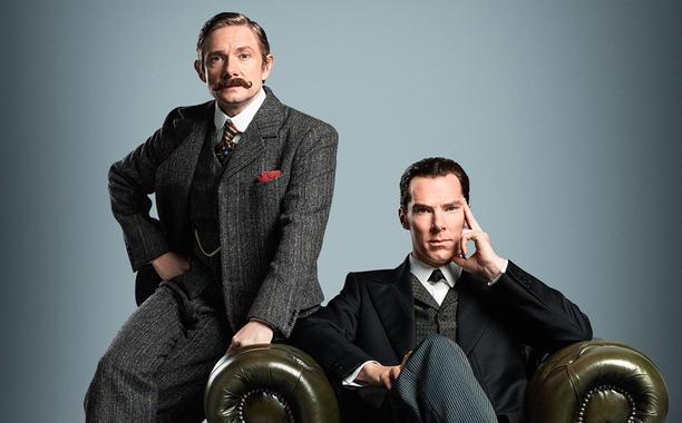 ICYMI: Benedict Cumberbatch will have better manners in the Victorian era Sherlock special: