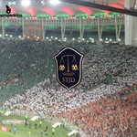 Lindo o mosaico da torcida do Fluminense http://t.co/NGdUetGhaG
