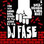 TONIGHT! Im back at @3030DundasWest  Special Caribana Edition! Soca & Reggae ALL NIGHT! Mostly... :) http://t.co/obWqWCj2BR