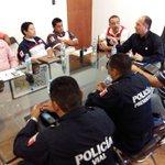 @DMSPDGO @sspdgo @DurangoPC @CruzRojaDgo @InspectoresDGO en reunión de evaluación de actividades @FENADUoficial http://t.co/hYio5nXIav