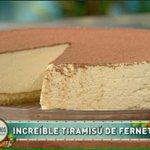 Se puede hacer Tiramisú con Fernet. Vieron? El Fernet es perfecto. http://t.co/NCdqjCfLJY