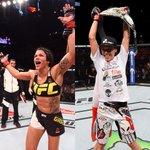 This one will be fun again. @ClaudiaGadelha_ vs @UFC Champ @joannamma http://t.co/n81l940CG9
