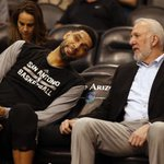 "Gregg Popovich: Tim Duncan will play the ""same boring game"" next season http://t.co/7rMXbjJUfb http://t.co/QbBp05mQmp"