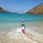 Late post, summer leisure at Lombok Island, Mawun Beach http://t.co/uJjXODJLBJ