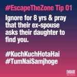 Got better tips to #EscapeTheZone? Send & win! http://t.co/ck1SstE8ya