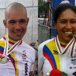 Colombia obtuvo dos platas en el Mundial Paracycling de Suiza http://t.co/5E4dz8BhMU #GraciasCampeones http://t.co/fZ0Po7ELu1