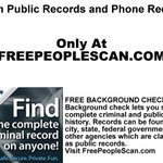 fan_graybriar: https://t.co/BFh1ORsh7C RT acurardxinfo: Free Background Check http://t.co/XJk7Padmhz best guide… http://t.co/ozmxy3bxNy