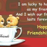 #FriendshipDay!! Every day is a #FriendshipDay for me. Im incomplete without my all #friends Thank you buddies http://t.co/VzxA1kR4ai