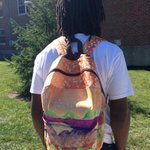 "T.Y. Hilton shows up to Colts camp with a hamburger backpack because he's ""ready to eat"" http://t.co/Owq81NQBPJ http://t.co/pI8ofDlrvc"