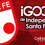 [22] Goool. Morelo abre el marcador en el estadio El Campín. Santa Fe 1 - 0 Alianza Petrolera http://t.co/erpYYZWbzE http://t.co/gpPP3DZhWr