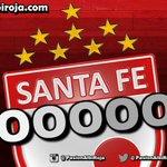 Golazooooo de Morelo.. Golazooooo.. GOOOOOOOOOOOOOOOOL.. :: Santa Fe 1-0 Alianza :: SFExPET http://t.co/Rh5mC6Pmz6