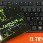 Mañana pilas porque @ELTIEMPO de Domingo viene con el DVD gratis de @Carlosvives Corazón Profundo Tour. Un adelanto! http://t.co/rben1KE6D4