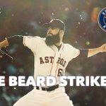 Fear the beard! Dallas Keuchel strikes out 8 as Astros beat Diamondbacks, 9-2. Keuchel improves to 13-5 this season. http://t.co/DhJwgu0ob1
