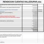 Por que no han contado que son 452millones en impuestos? #cuentasclaras http://t.co/n6XXkgppot