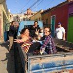Cuando los colores le ganan al abandono de #Arica! Así quedaron algunas casas luego de 3era #Pintatón @elmorrocotudo http://t.co/JnPuYxa4Xz
