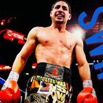 Undefeated! Danny Garcia defeats Paulie Malignaggi by TKO in 9th round. Garcia improves to 31-0. http://t.co/U5RlNVTqI4