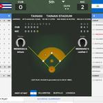 Nicaragua cada vez más cerca de la medalla de bronce.Nicaragua 2. Cuba 0. Mundal de Beisbol U12 Taiwán. @hoynoticias http://t.co/CLBK17lmv6