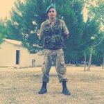 Mardin/Midyattaki Pkk saldırısında şehit olan Antalya Serik doğumlu Barış Akkbak. Mekanın Cennet olsun yiğidim.. http://t.co/pUJar9zIxf