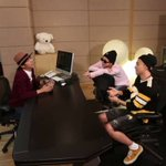 Listen to a preview of Kwanghee, G-Dragon, & Taeyangs song for Infinity Challenge! http://t.co/q5gGs4UMo4 http://t.co/tPirfNEHMc