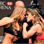 #UFC190 OK, its pick em time ... WHO YA GOT? @RondaRousey vs #BetheCorreia @UFC http://t.co/El6eBvyDCt