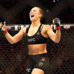 Video: Ronda Rousey knocks out Bethe Correia 34 seconds into the first round! Watch > http://t.co/UY4TKcwJ7a http://t.co/knBqgZZQof