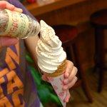 ▽塩の専門店「塩屋(まーすやー)横浜店」が「雪塩ソフトクリーム」トッピング塩総選挙 お試しパックプレゼントも http://t.co/JfV4fBIWO8 #横浜 #yokohama http://t.co/Ciaze4Ksjg