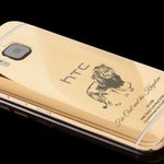London company honours #CecilTheLion by selling $3,388 #HTCOneM9 smartphone plated in gold http://t.co/B5UOyFJlZK http://t.co/44dUUW2hdF