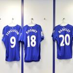 Wayne Rooney has been named on the subs bench for Everton in Duncan Fergusons Testimonial vs. Villarreal today. http://t.co/1Esq18g3TQ
