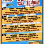 Bu tweeti Salı 21e kadar RTleyen 3 kişi Kombine+Kamp bileti kazanıyor! Festival biletleri: http://t.co/6zaUjh3zNj http://t.co/GQLKhH6nGf