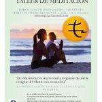 Hoy a las 11hrs Círculo de Meditación en #playabrava #iquique frente al edificio agua marina. Nos vemos http://t.co/Sqxs1Mcaam
