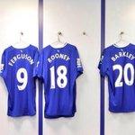 Wayne Rooney Everton shirt ready for Duncan Fergusons testimonial Enjoy him for the day Everton #mufc #efc http://t.co/jshpUIxeyP