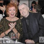 Very sad to hear the news about Cilla Black... We had the pleasure of her attending our awards in 2014. RIP Cilla x http://t.co/ylnkHDXdX7