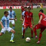 Schluss im #Amateurederby. Das Spiel endet 0:0. #FCBAmateure http://t.co/awtrijV8bL
