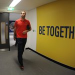 .@PetrCech arrives at Wembley for #AFCvCFC http://t.co/gkqRM5YOwC