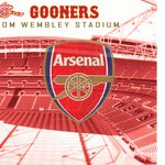 We're the famous Arsenal & we're going to Wembley! Or...were on the #Red Line headed to Lir! #COYG #CommunityShield http://t.co/7c2Yuw4fat