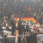 Pdte. #EvoMorales participa de la entrega de certificados de aymara a Servidores Públicos #LaPaz #BoliviaPlurilingue http://t.co/lmq1fSV3NC