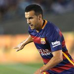 Pedro seems to have packed his bags for Manchester United already http://t.co/82Jsayq7P7 #mufc http://t.co/aC6AviSubs