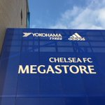 The new Chelsea Megastore has opened at Stamford Bridge if you want to pick up a shirt on your way to Wembley... http://t.co/fOG3i2tzo6