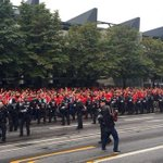 Aufgeheizte Stimmung und zwei Festnahmen vor dem #Lokalderby in #München http://t.co/huoZflDRgK #amateurderby http://t.co/oipZob3ZSX