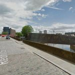 Man rescued from Rochdale Canal in city centre by mystery hero http://t.co/P56L4zeqSF http://t.co/4qhMSEUb8G